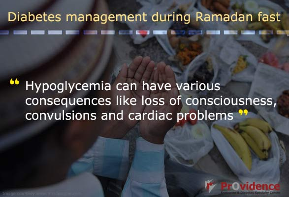 Diabetes Management During Ramadan Fast