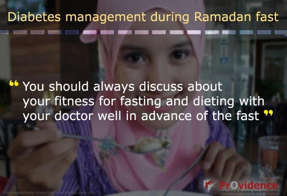 Ramadan fasting tips by the best diabetes specialist in Trivandrum