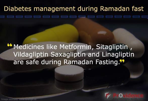 Safe medicines during Ramadan